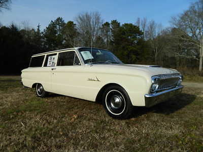 1962 Ford Falcon Station Wagon 2dr 1962 Ford Falcon 2dr Station Wagon 170 Inline 6 4spd