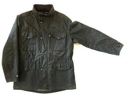 Barbour Sapper Men's Jacket Size Large **INCREDIBLE PRICE**