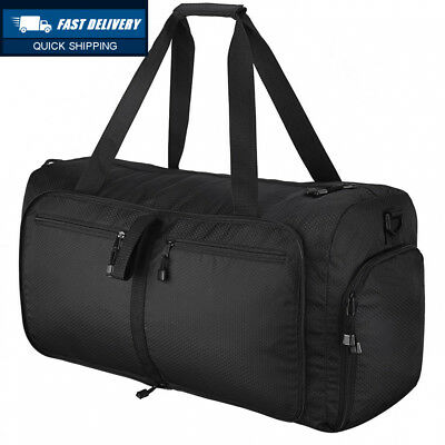 Travel Duffel Bag, OMorc 60L Large Foldable Sports and Gym Duffle...