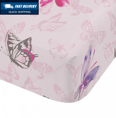 Catherine Lansfield Glamour Princess Single Fitted Sheet