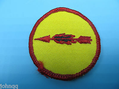 Boy Scout BSA Flaming Arrow Embroidered Uniform Patrol Patch