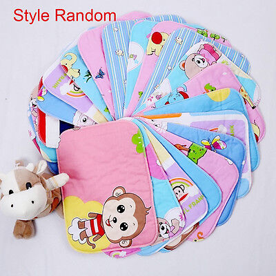 1x Waterproof Baby Infant Urine Mat Diaper Nappy Kid Bedding Changing Cover Pad