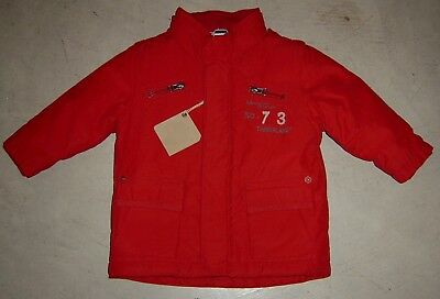 Timberland Baby Boys Puffer Jacket Sz 6 Months New With Tags