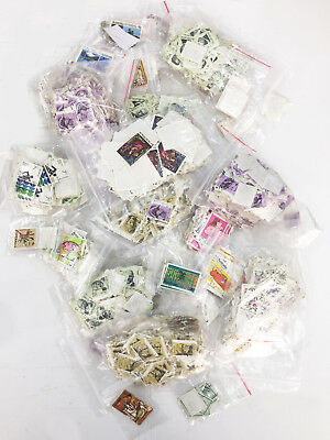 440g STAMPS Bulk Australia decimal used All OFF paper mixed face value FREE POST