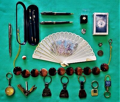 Very Nice Mixed Lot Of Clean Junk Drawer Items From Estate Sales !!!  Free Ship