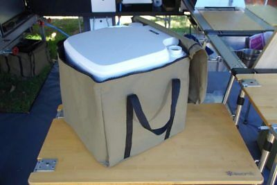 New Drifta Porta Potti Qube 365 Toilet Bag Canvas Bag Made In Australia