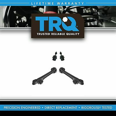 4 Piece Suspension Kit Lower Rearward Control Arms w/ Ball Joints for Dodge New