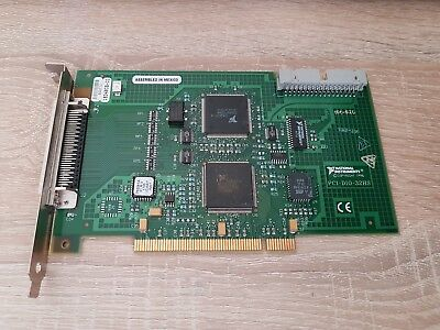 NATIONAL INSTRUMENTS NI PCI-DIO-32HS PCI-6533 Digital DAQ CARD