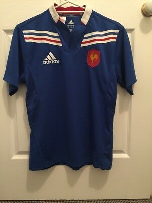 France Adidas Rugby Jersey Size XL BNWOT