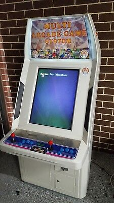 60 Games video Arcade Machine with Huge 29 inch Monitor