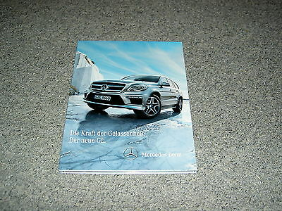 "Mercedes Benz ""gl"" Dvd-Video, (10/2011) !!!"
