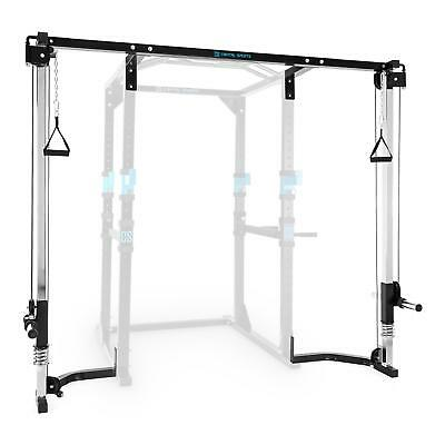 Lat Pull Wall Mount Machine Monster Lat Pull Down Low Row