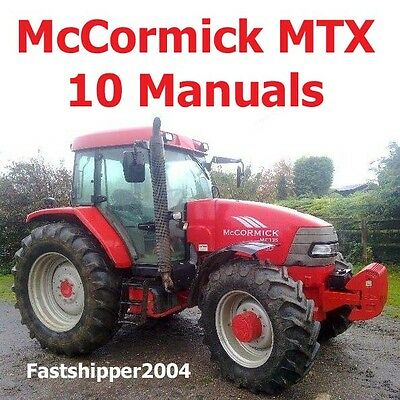 mccormick tractor mtx 110 120 125 135 140 150 service manual rh picclick com McCormick Tractor Parts McCormick Compact Tractors