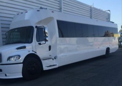 Tiffany Design 40 foot 2012  Freightliner M2 Business Class Limo Bus