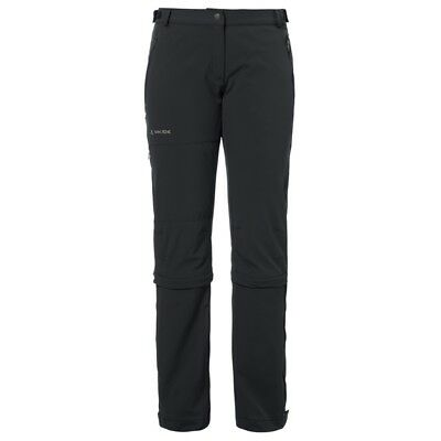 VauDe Farley Stretch Capri T-Zip II Women