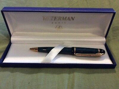 Waterman Phileas Emerald Green Ballpoint