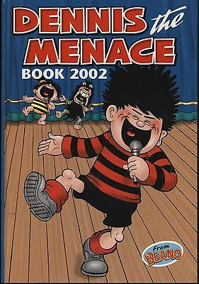 Dennis The Menace Annual 2002 As New Perfect Price Tag Ok No Writing