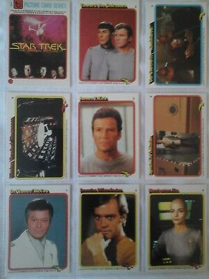 1979 Star Trek The Motion Picture Cad Set Issued By Colonial / Rainbow Bread