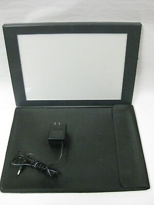 Visual Plus SV-450 light box with case mint condition