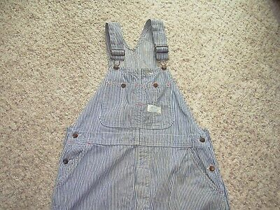 Nice Vintage Wards Powr House Union Made Overalls