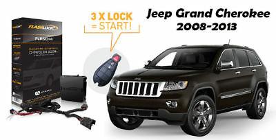 Flashlogic Remote Start for 2012 Jeep Grand Cherokee PTS Plug And Play Harness