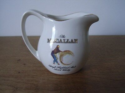 Miniature Pub Jug Advertising The Macallan Malt Scotch Whisky/whiskey