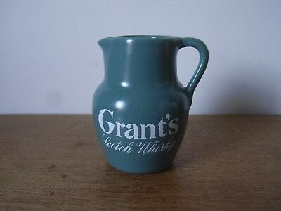 Miniature Pub Jug Advertising Grant's Scotch Whisky/whiskey