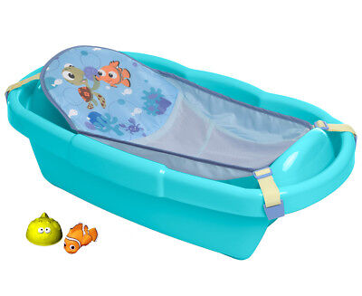The First Years Disney Pixar Finding Nemo Bath Tub - Blue