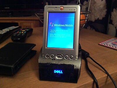 DELL PDA  AXIM X30 with ACCESSORIES - MODEL HC02U