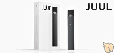 Juul-Device + Charger -Starter Kit Includes 4 Flavor Pods Free Fast Shipping
