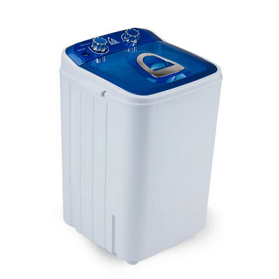 4.6kg Mini Portable Washing Machine Top Load Spin Dry Caravan Camping Outdoor