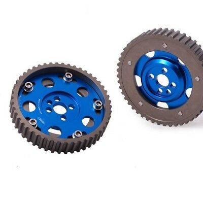 Billet Adjustable Cam gears for Nissan CA18DET CA18DE 180SX S13 Silvia 200SX