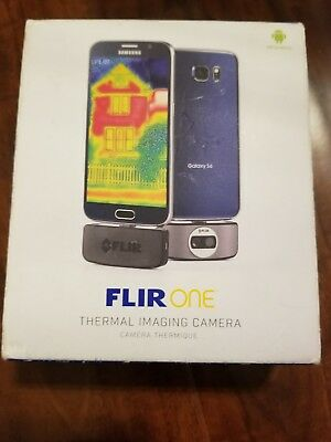 FLIR ONE for Andriod *EXCELLENT CONDITION* Micro USB connector