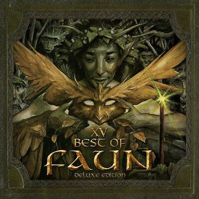 Faun - Xv-Best Of (Deluxe Edition)  2 Cd New+