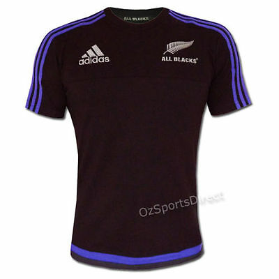 All Blacks 2016 Supporter T Shirt - Sizes XS - 3XL  **SALE PRICE**