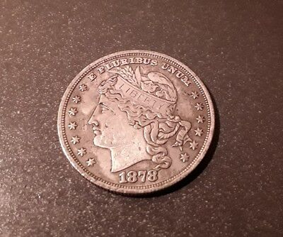 Liberty 1878 100 Cents United States of America