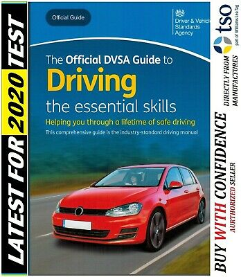 Official Guide Driving The Essential Skill by DSA 0115531343, 9780115531347 esn