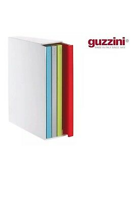 Guzzini Multi Purpose Chopping Cutting Board Set 4 Color Made in Italy Brand New