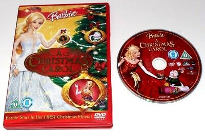 Barbie - Barbie In A Christmas Carol (DVD, 2011)