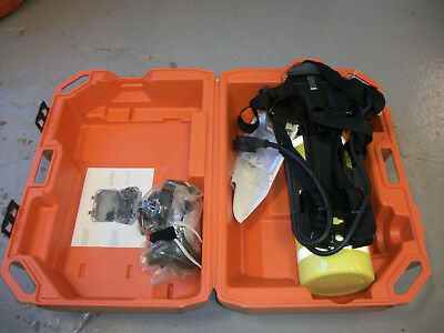 Drager AirBoss Evolution SCBA, case included, never used