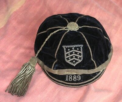 Rugby Union Appearance Cap Gloucester R.F.C. 1889