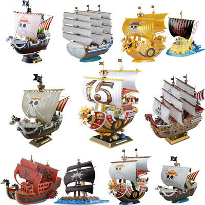 One Piece GRAND SHIP COLLECTION Model Kit Bandai