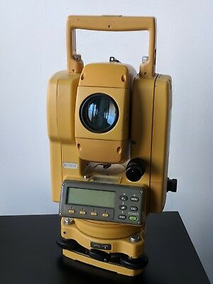 Topcon GTS-213 total station - CALIBRATED