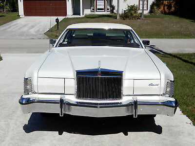 1974 Lincoln Mark Series  MARK IV