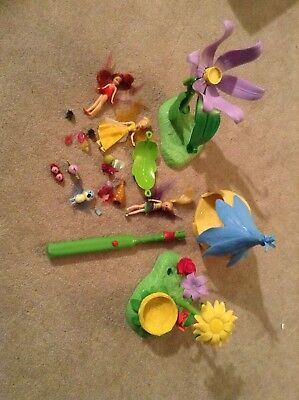 Disney Fairies TinkerBell and the Lost Treasure Playset with dolls Rosetta