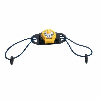 NEW Ritchie X-11y-td Sportabout Compass W/kayak Tie-down Holder - Yellow/black