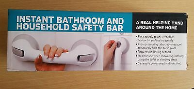 New Boxed Instant Bathroom And Household Safety Bar