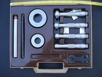 Tesa bore micrometer set  20 - 40mm.Swiss made & VGC