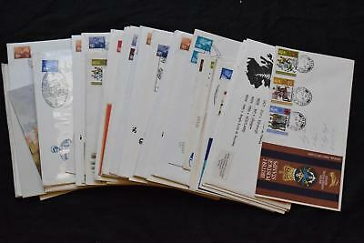 Rugby 1970s FDCs in Packet, 99p Start