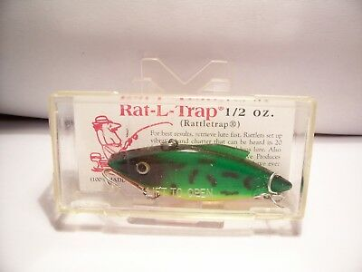 FISHING BASS TROUT WALLEYE FACTORY SECONDS LOT BILL LEWIS SLAPSTICK LURES
